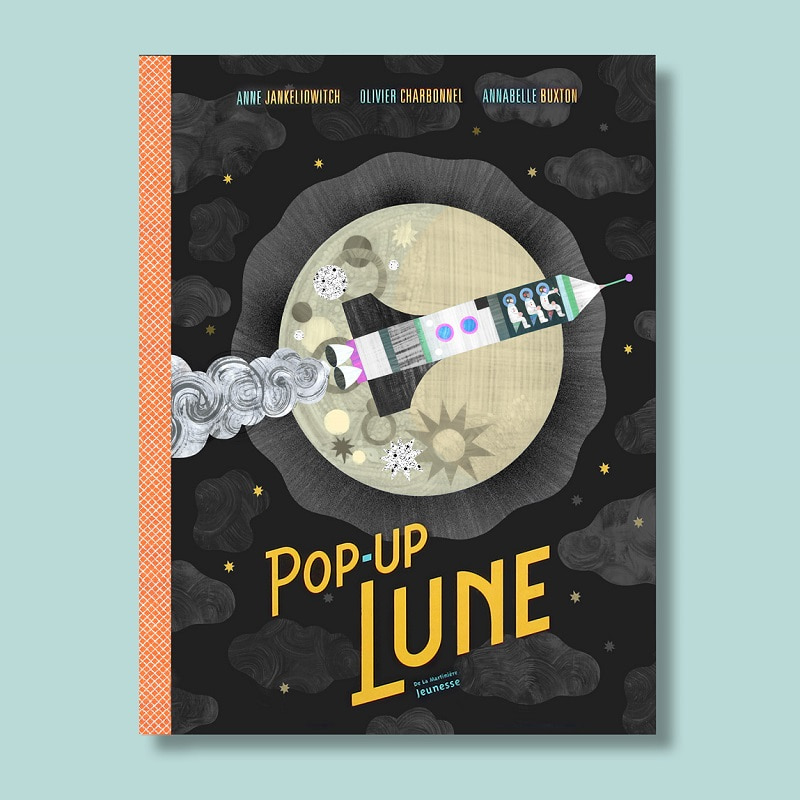 Pop-up Lune