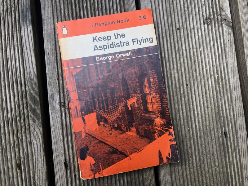 Keep the Aspidistra Flying [1962년 초판본]